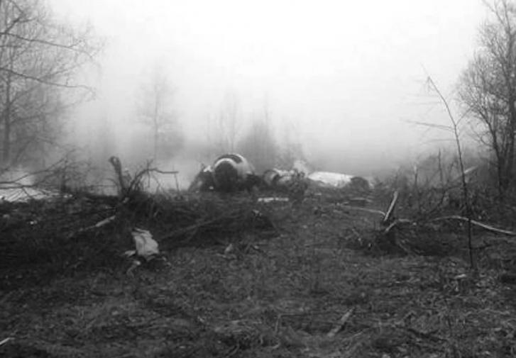 На месте аварии: самолет, летевший из Комсомольска-на-Амуре в Благовещенск, потерпел крушение в 1981 году