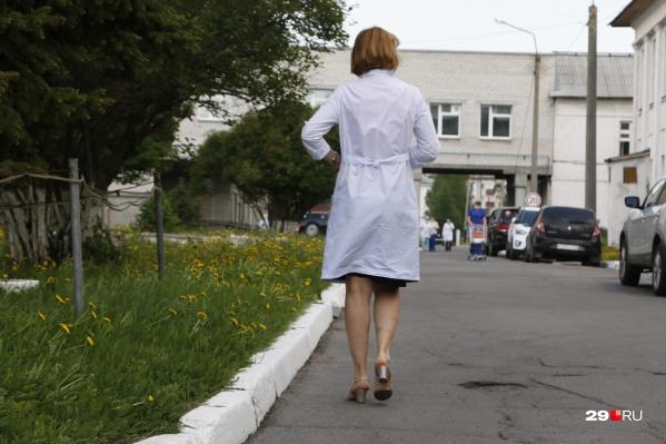 Наибольшее число заболевших за сутки выявлены в Архангельске<br>