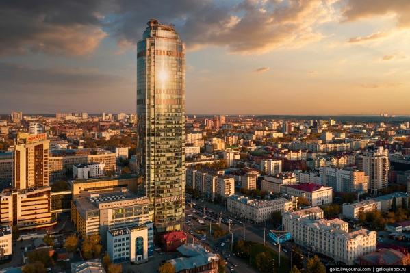 В центре Екатеринбурга становится меньше места для новостроек, поэтому застройщики развивают удаленные районы