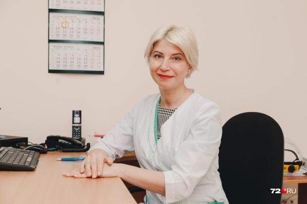 Ольга работает в Областной клинической психиатрической больнице. Ее стаж— более 15 лет