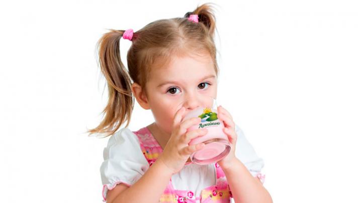 «Лужайкино» начнет производство нового йогурта со вкусом «Вишня-Черешня»