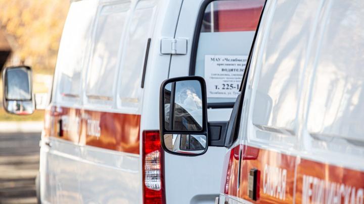 В Челябинске от коронавируса умер водитель скорой помощи