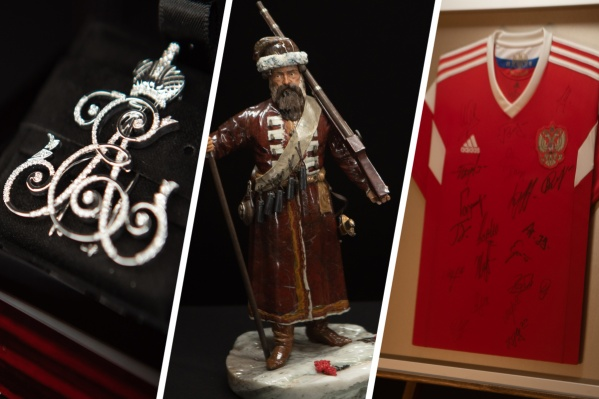 На аукционе можно приобрести в качестве лотов как вещи, так и впечатления
