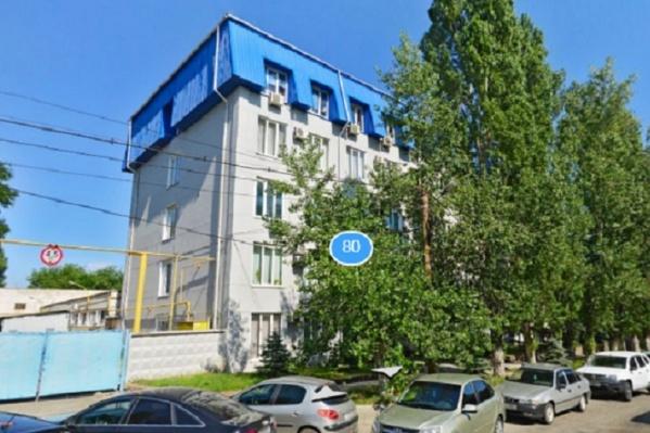 В самом офисе на Лесогорской COVID-19 подтвердился только у одного сотрудника