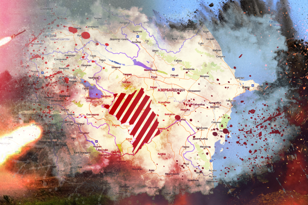 Очередной виток обострения конфликта вокруг Нагорного Карабаха начался27сентября