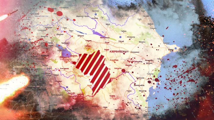 «Готовы ехать защищать»: армянская и азербайджанская диаспоры — о конфликте в Нагорном Карабахе