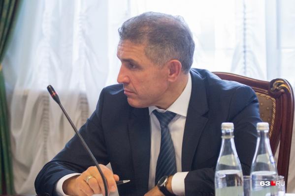 Иван Пивкин сообщил, что строительство трассы Подгоры— Ширяево сейчас находится в приоритете у министерства