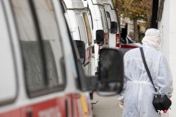 Каждые сутки в Челябинской области подтверждается больше сотни новых случаев коронавируса