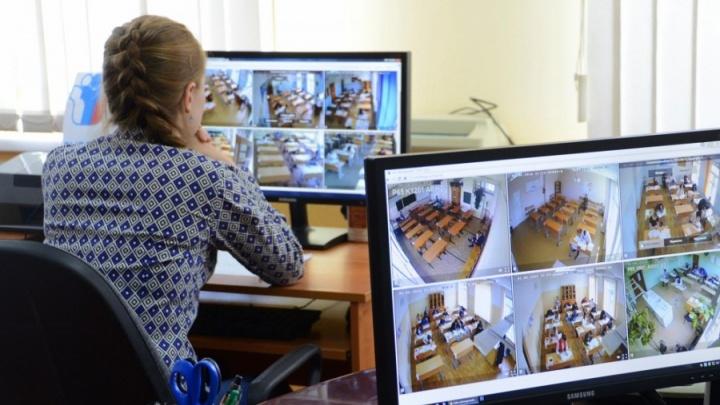В ростовских школах установили камеры для проведения ЕГЭ