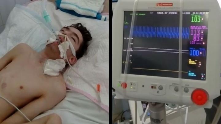 «Тест отрицательный, но состояние ухудшилось»: мама мальчика-инвалида подозревает ошибку врачей