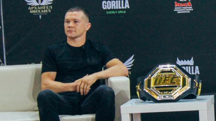 «На улице поединков не меньше, чем в карьере»: чемпион UFC Пётр Ян рассказал о планах и жизни в Омске