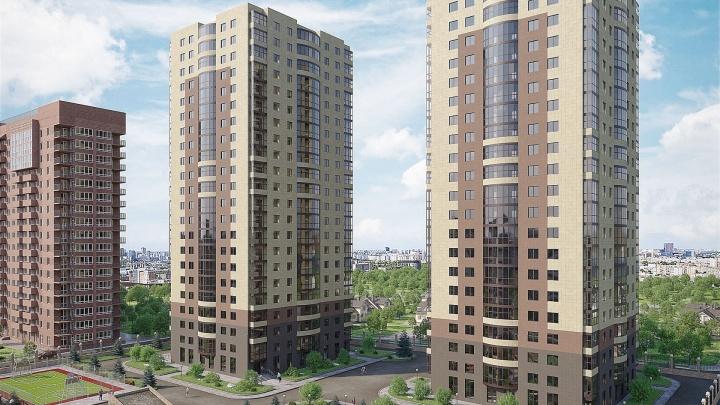 Идеален для жизни и инвестиций: в доме с камином в холле продают квартиры с мизерной ипотечной ставкой