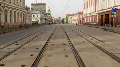 Тихий город. Фоторепортаж с улиц Перми, опустевшей в первый нерабочий из-за пандемии коронавируса день