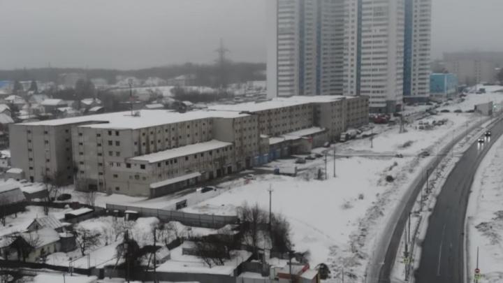 Под угрозой сноса: в Самаре решили судьбу гаражного кооператива на Ташкентской