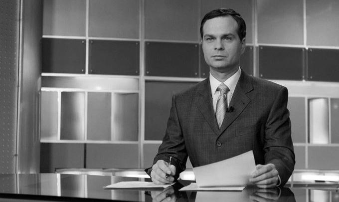 Известный тележурналист погиб в Новосибирске — он выходил из трамвая, когда его сбила машина