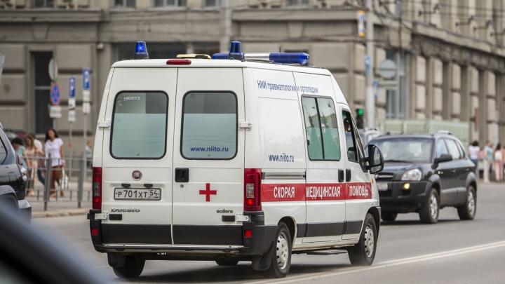 В Новосибирске двухлетняя девочка выпала из окна — следователи начали проверку