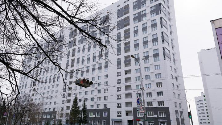 В Уфе под окнами 18-этажки нашли погибшую 11-летнюю девочку