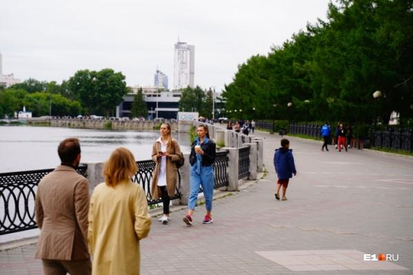 В Екатеринбурге 4396 заболевших&nbsp;<br>