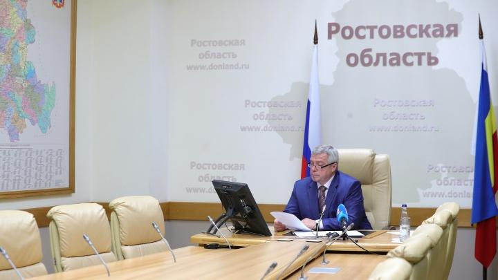Губернатор Ростовской области разрешил плановую госпитализацию и спортивные тренировки