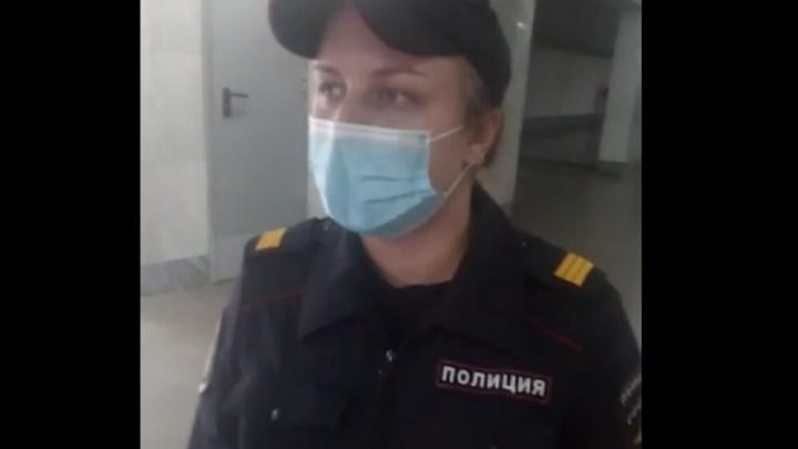 В Екатеринбурге юрист через суд пытается наказать полицейских за незаконные действия