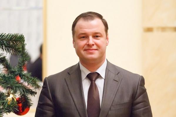 Евгений Хромин ранее работал в городском департаменте спорта