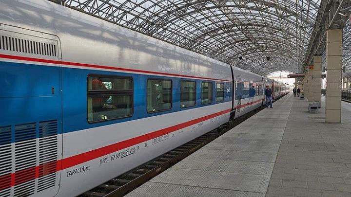 Из Самары в Санкт-Петербург пустят скоростной поезд «Стриж»