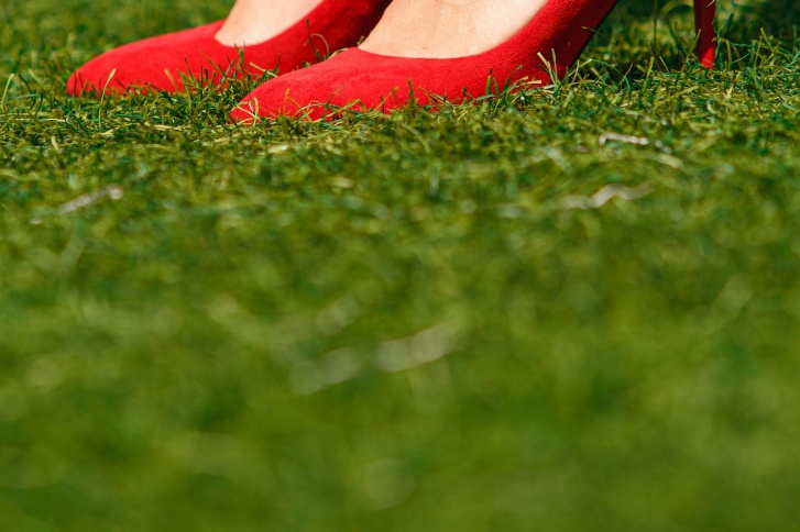 Профессиональное покрытие — пушистый газон