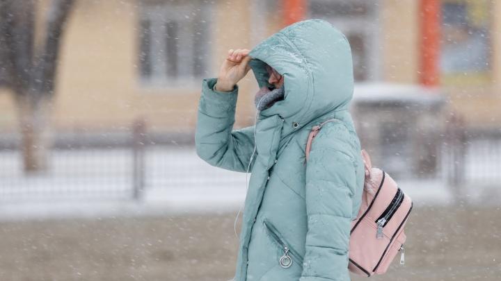 Тепло уже не будет: в первые дни зимы в Волгоградской области похолодает до -18