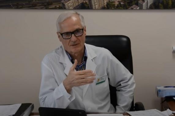Николай Ренц возглавляет медгородок в Тольятти