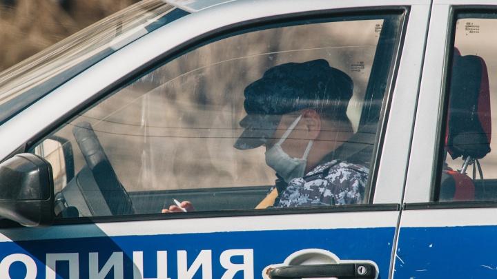 За сутки полиция Самарской области составила 130 протоколов о нарушении режима самоизоляции