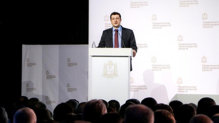 Субсидировать малый и средний бизнес, нагрузить ГАЗ: что Глеб Никитин предложил Путину на совещании
