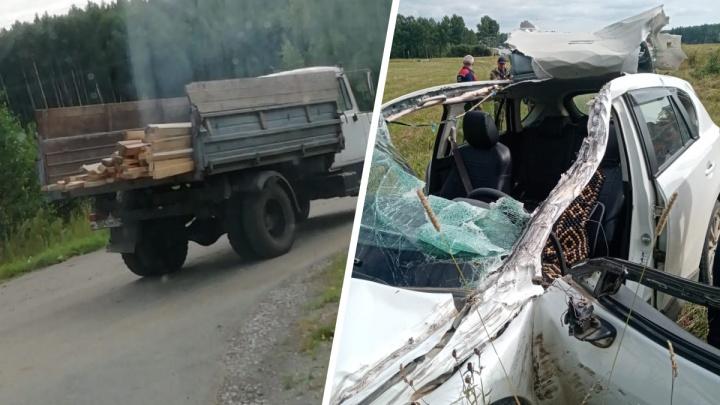 «Может, этот ГАЗ назад сдал»: дочь мужчины, погибшего в ДТП с грузовиком на трассе, ищет свидетелей