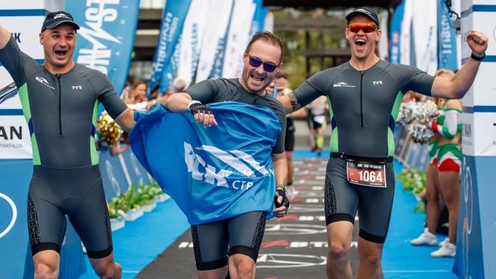 ВСК стала официальным страховщиком легендарного триатлона IRONSTAR