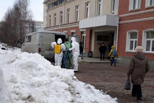 В Минздраве прокомментировали госпитализацию уфимки с подозрением на коронавирус