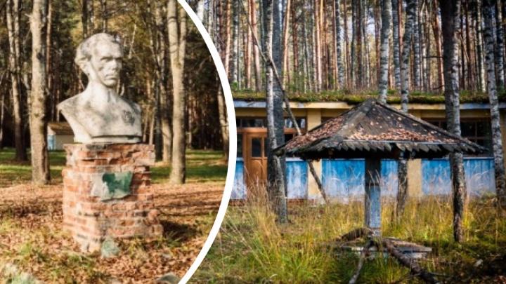 Лес забирает их себе: как выглядят сейчас заброшенные детские лагеря