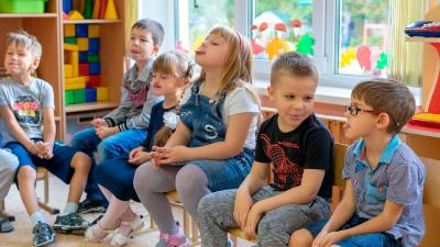 Через две недели в Омске откроются детские сады