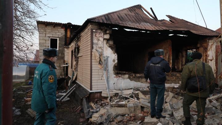 Смерть челябинки и ее двоих детей при взрыве газа в частном доме обернулась уголовным делом