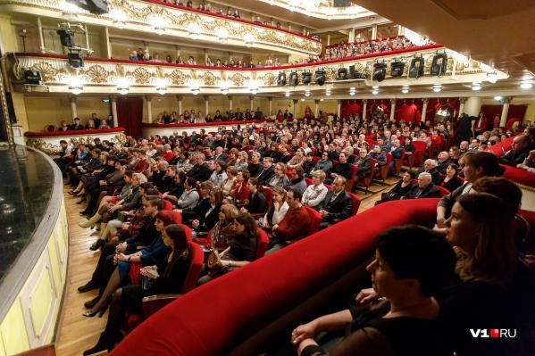 Награждение победителей пройдет 2 февраля в зале Нового экспериментального театра