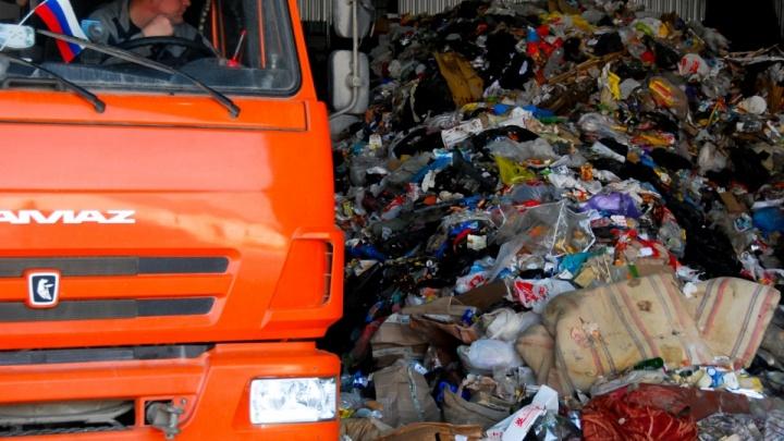 Власти занялись поиском нового места под полигон для вывоза мусора из Челябинска