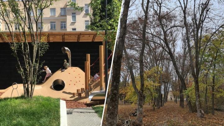 Инвестор выкупил заброшенный пансионат под Таганрогом, чтобы открыть частный парк