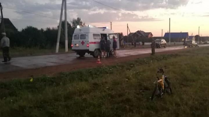Три человека погибли в ДТП за сутки в Башкирии