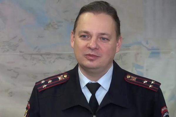 Виталий Шундрик возглавлял управление организации охраны общественного порядка