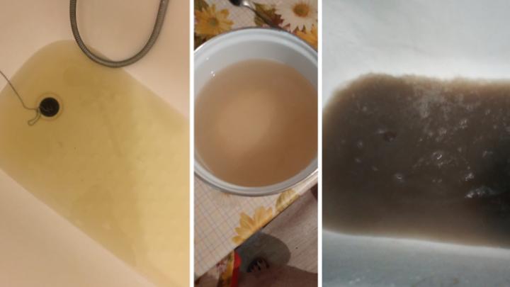 5 тысяч красноярцев пожаловались на грязную горячую воду с начала этого месяца