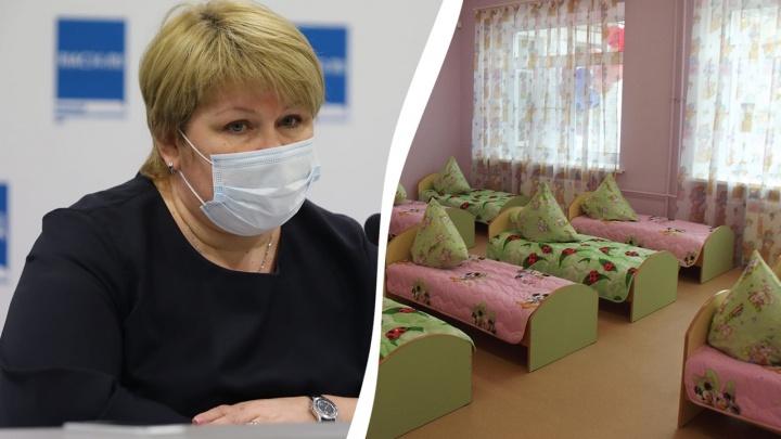 Открытия можно пока не ждать: детсады Волгограда закрыты до улучшения ситуации с коронавирусом