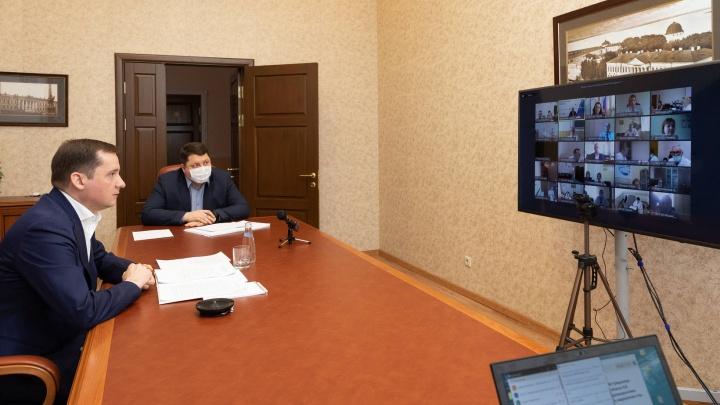 Власти Архангельской области готовят документ по очередности тестирования переболевших COVID-19