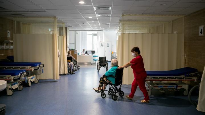 Коечный фонд в Красноярском крае заполнен на 94%