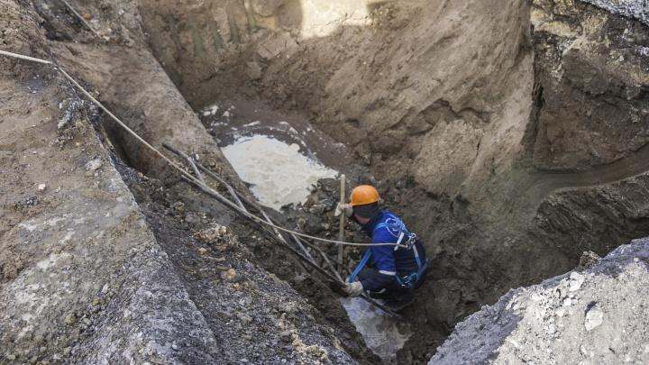 В Советском районе Волгограда отключат воду