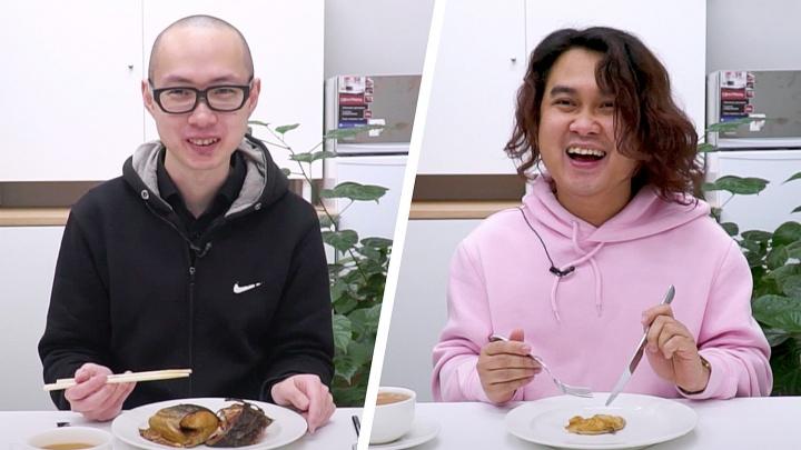 «О мой бог»: как отреагировали индонезиец и японец, когда попробовали северную копченую рыбу