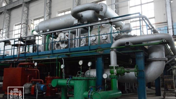 На заводе «Красмаш» увеличили производство кислорода для больниц
