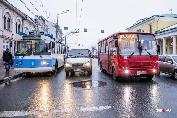 В Ярославле опять скорректируют расписание общественного транспорта